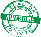 CarComplaints.com Seal Of