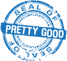 CarComplaints.com Seal Of Pretty Good
